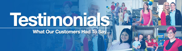 Testimonials - What our customers had to say