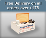 Free Delivery on all orders over £175