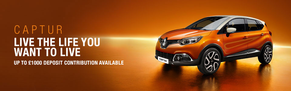 Captur - Live the life you want to live
