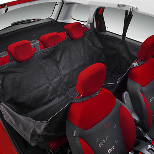 Rear Seat Protection Covers