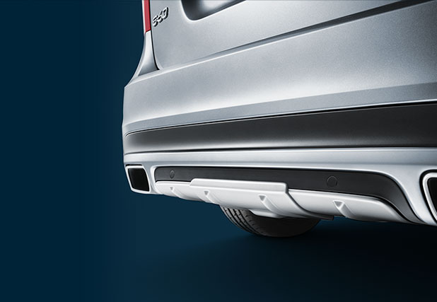 Rear Park Assist Camera
