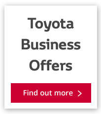 Toyota Business Offers