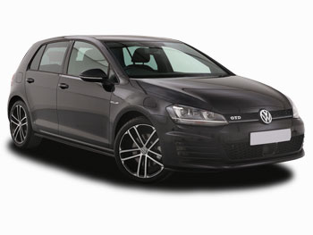 Brand new Volkswagen Golf