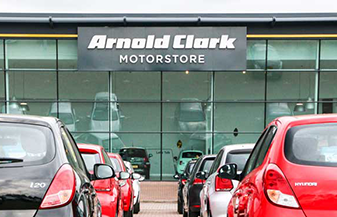 Search over 15,000 cars at Arnold Clark
