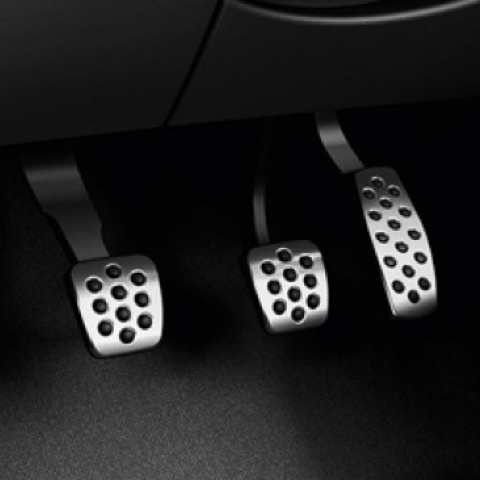 Astra VXR pedal covers