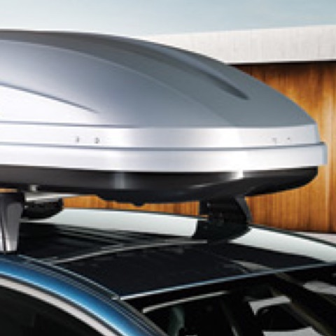 Zafira roof box