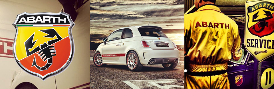 Abarth servicing