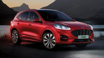 The all-new Ford Kuga