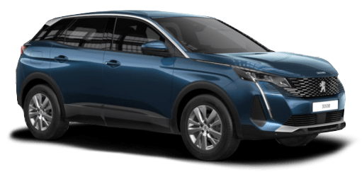 Peugeot Active in Celebes Blue